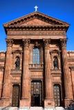 Βασιλική καθεδρικών ναών των Αγίων Peter και Paul Phila Στοκ Εικόνα