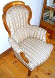 Βασιλική καρέκλα Στοκ εικόνες με δικαίωμα ελεύθερης χρήσης