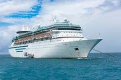 Βασιλική καραϊβική μεγαλειότητα ` s των θαλασσών Στοκ Εικόνα