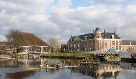 Βασιλική ολλανδική μέντα που χτίζει την Ουτρέχτη Στοκ φωτογραφίες με δικαίωμα ελεύθερης χρήσης