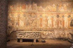 Βασιλική Σάντα Μαρία Antiqua Στοκ φωτογραφία με δικαίωμα ελεύθερης χρήσης