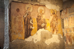 Βασιλική Σάντα Μαρία Antiqua Στοκ εικόνες με δικαίωμα ελεύθερης χρήσης