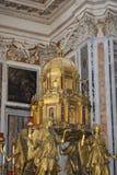 Βασιλική Σάντα Μαρία maggiore - Ρώμη - μέσα Στοκ Εικόνες