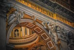 Βασιλική Σάντα Μαρία maggiore - Ρώμη - μέσα Στοκ φωτογραφίες με δικαίωμα ελεύθερης χρήσης