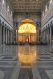 Βασιλική της Ρώμης στοκ φωτογραφίες
