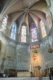 Βασιλική της Σάντα Μαρία del pi Βαρκελώνη Ισπανία Στοκ εικόνα με δικαίωμα ελεύθερης χρήσης
