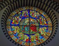 Βασιλική της Σάντα Μαρία Novella, Φλωρεντία, Ιταλία Στοκ Εικόνα