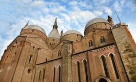 Βασιλική του ST Anthony στην Πάδοβα - την Ιταλία Στοκ εικόνες με δικαίωμα ελεύθερης χρήσης