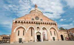 Βασιλική του ST Anthony στην Πάδοβα - την Ιταλία Στοκ Εικόνες