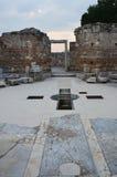 Βασιλική του ST John, Ephesus Στοκ Εικόνες