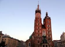 Βασιλική του ST Mary ` s Στοκ Φωτογραφία