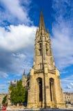 Βασιλική του ST Michael, Μπορντώ Στοκ Φωτογραφία