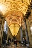 Βασιλική του ST Petero, Βατικανό Στοκ Φωτογραφία