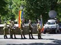 Βασιλική φρουρά Στοκ εικόνες με δικαίωμα ελεύθερης χρήσης