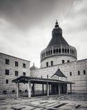 Βασιλική Annunciation σε Nazareth, Ισραήλ Στοκ Φωτογραφίες