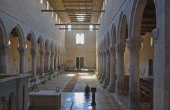 Βασιλική Aquileia, Ιταλία (ΟΥΝΕΣΚΟ) Στοκ εικόνα με δικαίωμα ελεύθερης χρήσης