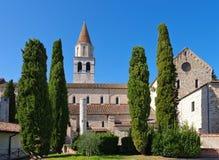 Βασιλική Aquileia Στοκ εικόνα με δικαίωμα ελεύθερης χρήσης