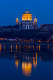 βασιλική esztergom Ουγγαρία Στοκ Εικόνες