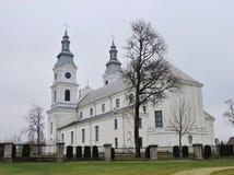 Βασιλική Kalvarija Zemaiciu, Λιθουανία στοκ φωτογραφία με δικαίωμα ελεύθερης χρήσης