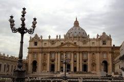 βασιλική Peter s ST Βατικανό Στοκ φωτογραφίες με δικαίωμα ελεύθερης χρήσης