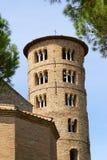 Βασιλική Sant'Apollinare σε Classe, Ιταλία Στοκ φωτογραφίες με δικαίωμα ελεύθερης χρήσης