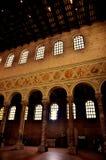 Βασιλική Sant'Apollinare στο classe Στοκ Εικόνες