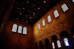 Βασιλική Sant'Apollinare στο classe Στοκ Φωτογραφία
