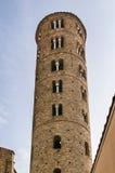 Βασιλική Sant Apollinare Nuovo, Ραβένα Ιταλία Στοκ φωτογραφίες με δικαίωμα ελεύθερης χρήσης