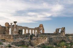 Βασιλική Volubilis, Μαρόκο Στοκ φωτογραφία με δικαίωμα ελεύθερης χρήσης