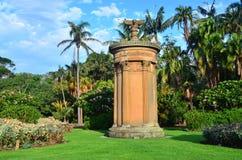 Βασιλικός βοτανικός κήπος του Σίδνεϊ Στοκ Εικόνες