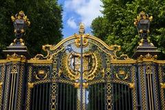 Βασιλικός Καναδάς Γκέιτς στο πράσινο πάρκο Στοκ Εικόνες