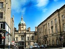 Βασιλικός δρόμος μιλι'ου στη Σκωτία Στοκ εικόνες με δικαίωμα ελεύθερης χρήσης