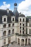 Βασιλικός Chateau de Chambord Στοκ Εικόνες