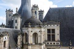Βασιλικός Chateau de Chambord Στοκ Φωτογραφίες
