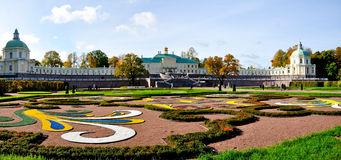 Βασιλικό πάρκο, Άγιος Πετρούπολη, Oranienbaum στοκ φωτογραφίες