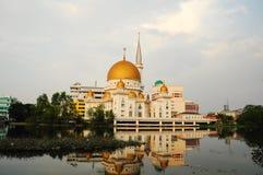 Βασιλικό πόλης μουσουλμανικό τέμενος α Klang Κ ένα Masjid Bandar Diraja Klang στοκ φωτογραφία με δικαίωμα ελεύθερης χρήσης