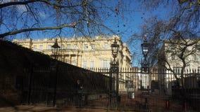 Βασιλικό σπίτι Στοκ Εικόνα