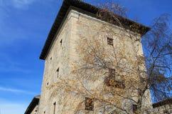 Βασκική χώρα Torre de Artziniega Στοκ Εικόνα