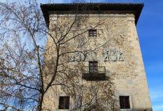 Βασκική χώρα Torre de Artziniega Στοκ φωτογραφίες με δικαίωμα ελεύθερης χρήσης