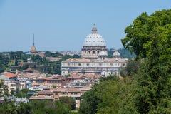 Βατικανό, Ιταλία. Στοκ φωτογραφία με δικαίωμα ελεύθερης χρήσης
