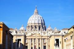Βατικανό Ιταλία Στοκ φωτογραφία με δικαίωμα ελεύθερης χρήσης