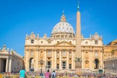 Βατικανό στη Ρώμη, Ιταλία Στοκ εικόνες με δικαίωμα ελεύθερης χρήσης