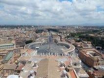 Βατικανό Στοκ εικόνα με δικαίωμα ελεύθερης χρήσης
