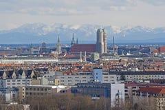 Βαυαρία Γερμανία Μόναχο στοκ εικόνες