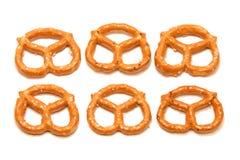 βαυαρικά pretzels στοκ εικόνες με δικαίωμα ελεύθερης χρήσης