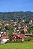 βαυαρικό δάσος bodenmais Στοκ εικόνα με δικαίωμα ελεύθερης χρήσης