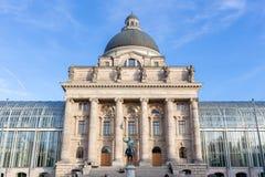 Βαυαρικό κρατικό κτήριο, Μόναχο, Στοκ Εικόνα