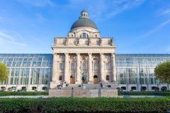 Βαυαρικό κρατικό κτήριο, Μόναχο, Στοκ Εικόνες