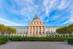 Βαυαρικό κρατικό κτήριο, Μόναχο Στοκ Εικόνες