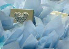 βαφτισμένα δώρα Στοκ εικόνες με δικαίωμα ελεύθερης χρήσης